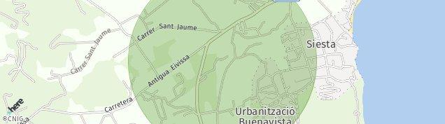 Mapa Sa Caleta