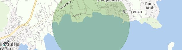 Mapa Barriada Can Frigolas