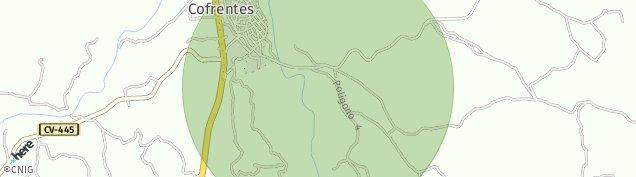 Mapa Teresa de Cofrentes