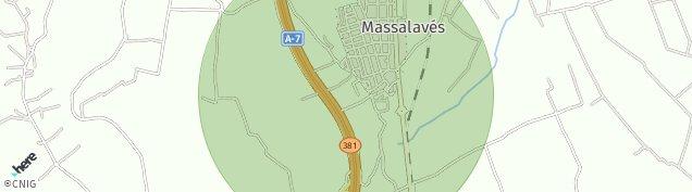 Mapa Massalavés
