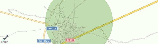 Mapa Mahora