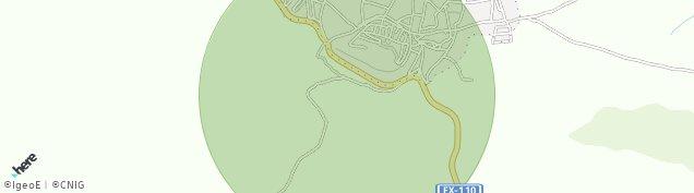 Mapa Alburquerque