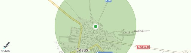 Mapa Casas-Ibañez