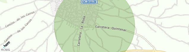Mapa Casasimarro