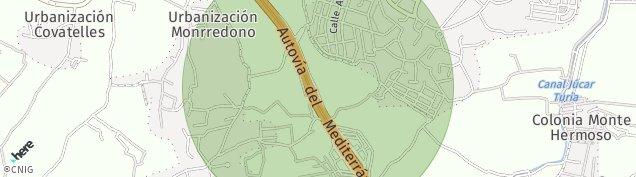 Mapa El Realon