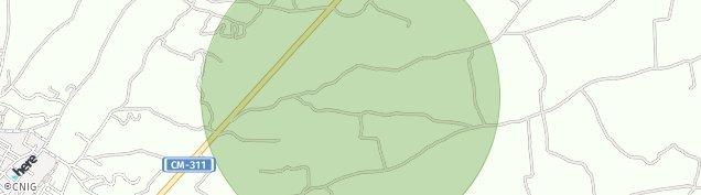 Mapa Iniesta