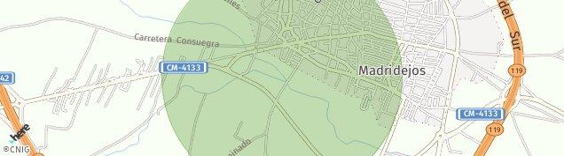 Mapa Madridejos