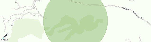 Mapa Chiva