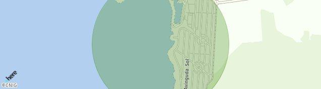 Mapa El Toro