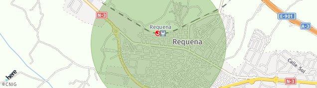Mapa Requena