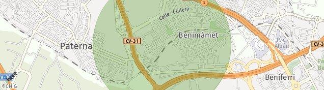 Mapa Castellar Oliveral