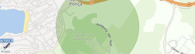 Mapa Santa Ponça