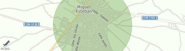 Mapa Miguel Esteban