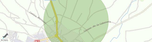 Mapa Motilla del Palancar