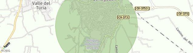 Mapa Benaguasil