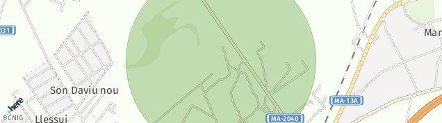 Mapa Marratxí