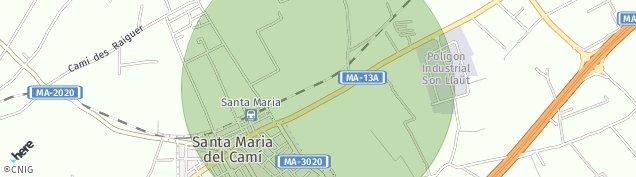 Mapa La Cabaneta