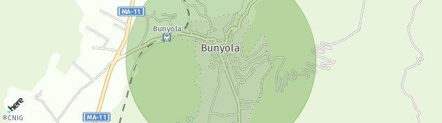 Mapa Bunyola