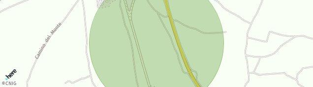 Mapa Ajofrín