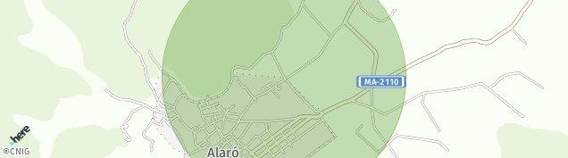 Mapa Alaró