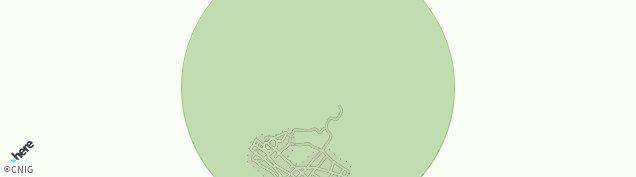Mapa Hinojal