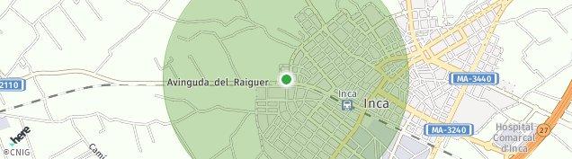 Mapa Inca
