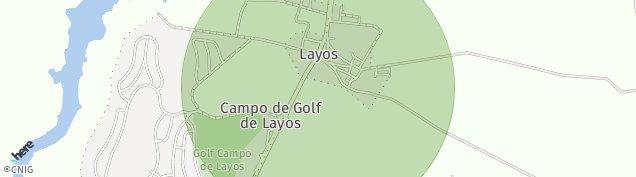 Mapa Layos