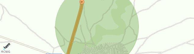 Mapa La Guardia