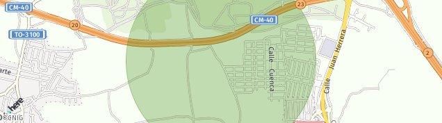 Mapa Cobisa