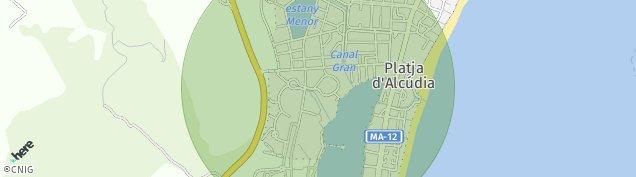Mapa Son Fe