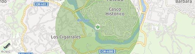 Mapa Toledo