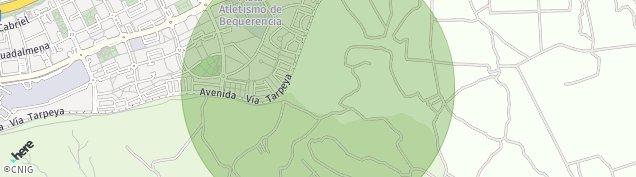 Mapa Urbanizacion Las Nieves