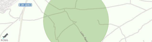Mapa Yepes
