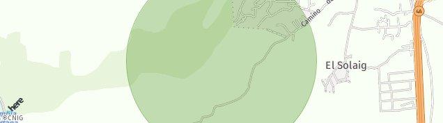 Mapa Betxí