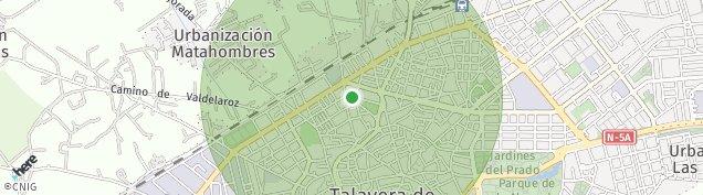 Mapa Talavera de la Reina