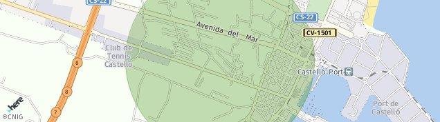 Mapa El Grao