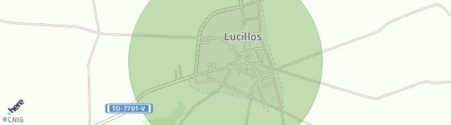 Mapa Pueblo Lucillos