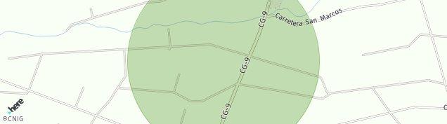 Mapa Rosalejo