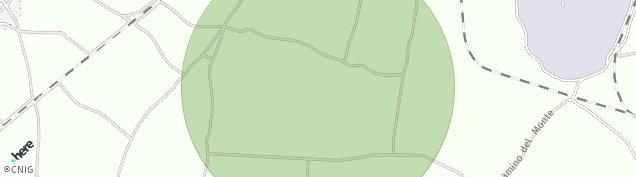 Mapa Cabañas de la Sagra
