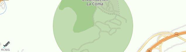 Mapa Borriol