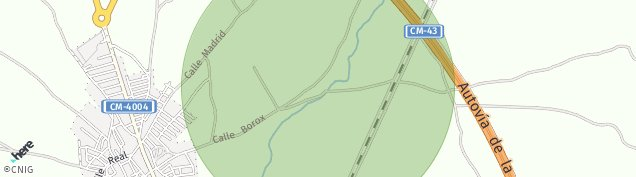 Mapa Pantoja