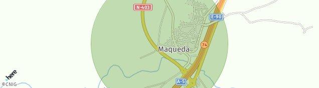 Mapa Maqueda