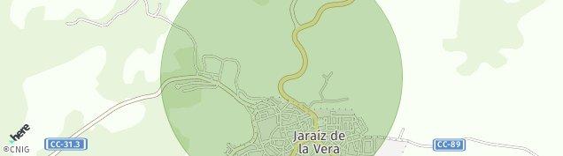 Mapa Jaraíz de la Vera