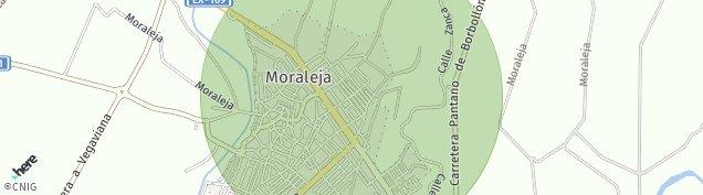 Mapa Moraleja