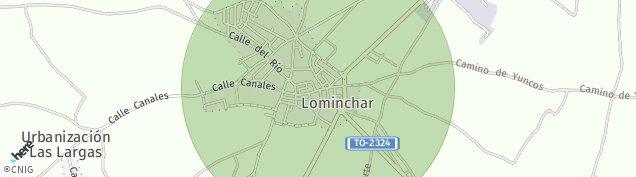 Mapa Lominchar