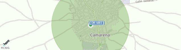 Mapa Camarena
