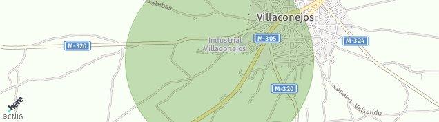 Mapa Villaconejos
