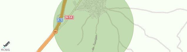 Mapa Quismondo