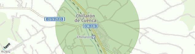 Mapa Chillarón de Cuenca