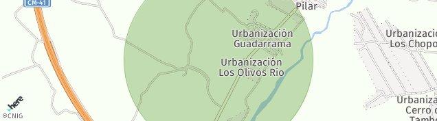 Mapa Palomeque